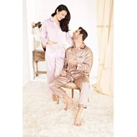Wensli Silk Pajamas for couples -HS