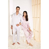 Wensli Silk Pajamas for couples - APEC
