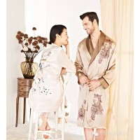 Wensli Silk Pajamas for couples - FZ/CQ