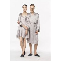 Wensli Silk Pajamas for couples -YZM
