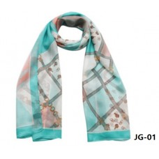 Wensli Women's Silk Scarves - Long